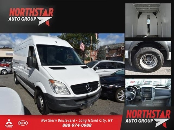 2010 Mercedes-Benz Sprinter Cargo Van in Long Island City, NY