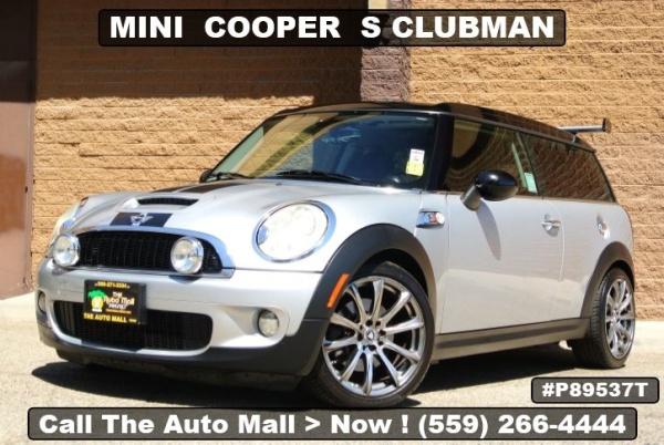 2008 MINI Clubman Cooper S