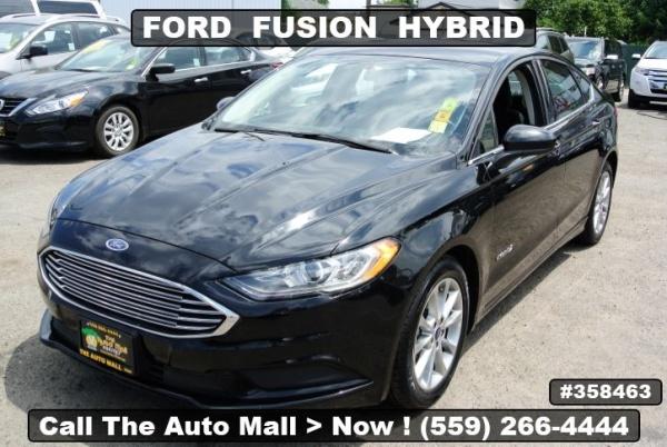 2017 Ford Fusion in Fresno, CA
