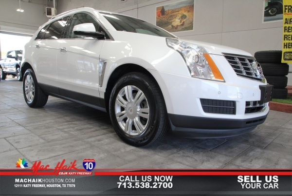 2015 Cadillac SRX in Houston, TX