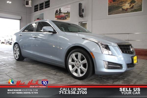 2013 Cadillac ATS in Houston, TX