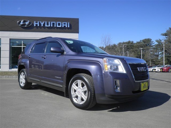 used gmc terrain for sale in augusta me u s news world report. Black Bedroom Furniture Sets. Home Design Ideas