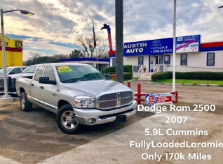 Used Dodge Ram 2500 for Sale in Round Rock, TX | 18 Used Ram
