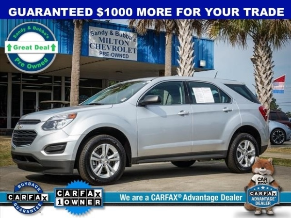2016 Chevrolet Equinox in Milton, FL