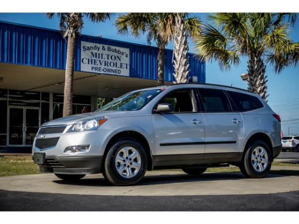 used chevrolet traverse for sale in daphne al u s news world report. Black Bedroom Furniture Sets. Home Design Ideas