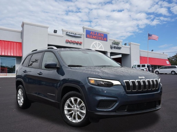 2020 Jeep Cherokee in Oxford, MS