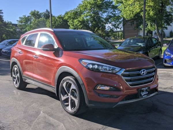 2016 Hyundai Tucson in Sandy, UT