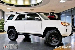 2017 Toyota 4runner Trd Pro For Sale >> Used Toyota 4runner Trd Pros For Sale In Los Angeles Ca