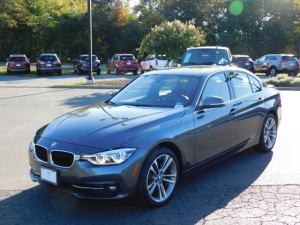 2018 BMW 3 Series in Fredericksburg, VA