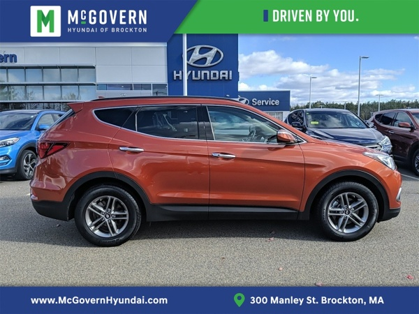 2017 Hyundai Santa Fe Sport in Brockton, MA