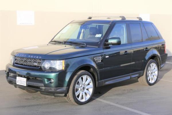 2013 Land Rover Range Rover Sport in Costa Mesa, CA
