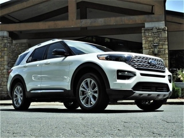 2020 Ford Explorer in Boone, NC
