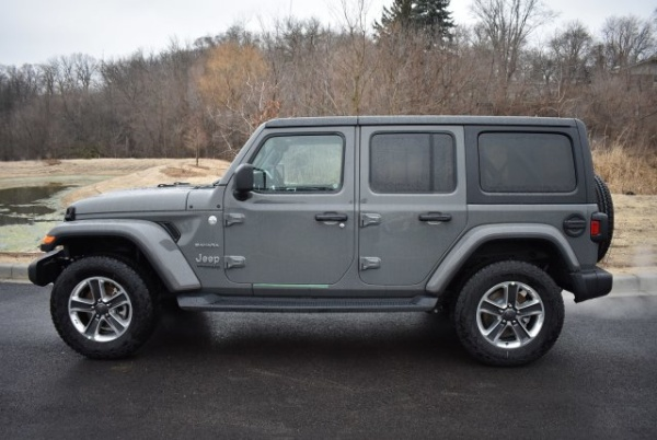 2019 Jeep Wrangler in Elgin, IL