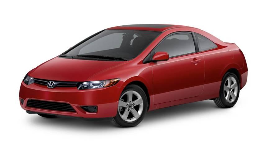 2008 Honda Civic Coupe