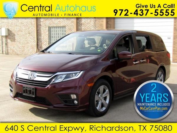 2018 Honda Odyssey in Richardson, TX