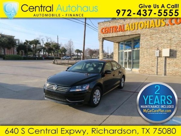 2015 Volkswagen Passat in Richardson, TX