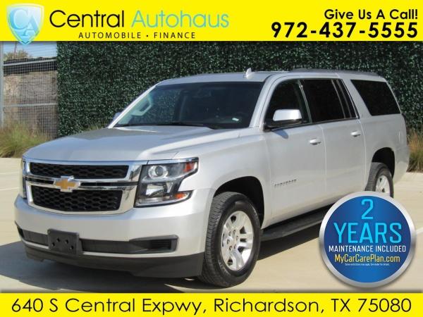 2019 Chevrolet Suburban in Richardson, TX