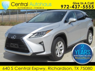 2016 Lexus Rx 350 Fwd For In Richardson Tx