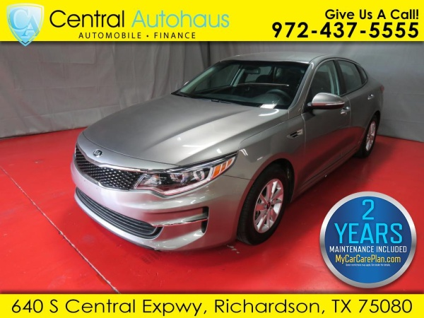 2018 Kia Optima in Richardson, TX