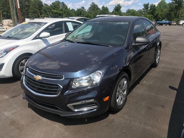 2016 Chevrolet Cruze Limited in Macon, GA
