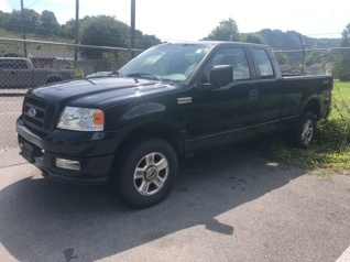 2005 Ford F 150 Stx Supercab 133 4wd For In Ivel