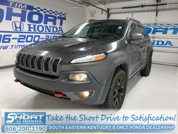 2015 Jeep Cherokee in Ivel, KY