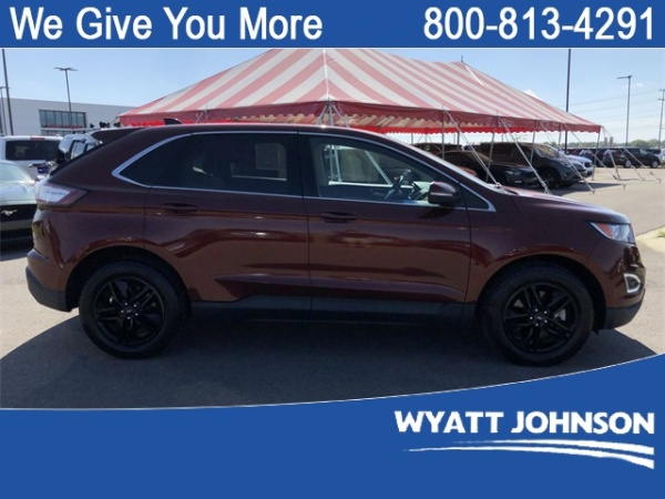 Used Ford Edge For Sale In Clarksville, TN