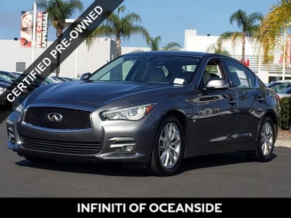2015 INFINITI Q50 in Oceanside, CA