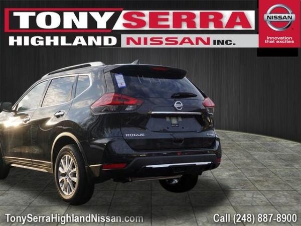 2020 Nissan Rogue in Highland, MI