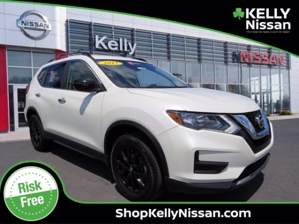 2017 Nissan Rogue in Easton, PA