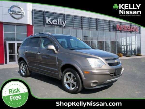 2012 Chevrolet Captiva Sport Fleet in Easton, PA