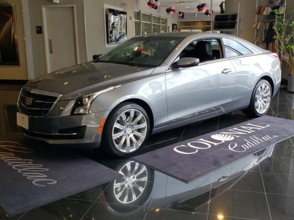 2019 Cadillac Ats Coupe 2 0t Awd For Sale In Woburn Ma Truecar