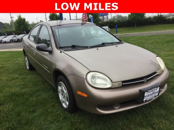 2000 Dodge Neon in New Haven, CT
