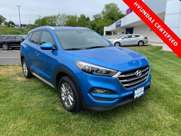2017 Hyundai Tucson in New Haven, CT