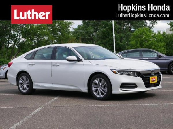 2019 Honda Accord in Hopkins, MN