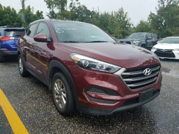 2016 Hyundai Tucson in Sarasota, FL