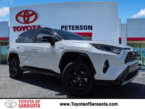 2019 Toyota RAV4 in Sarasota, FL