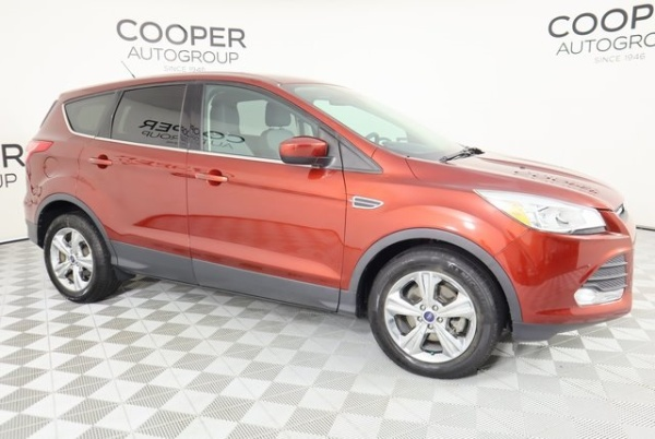 2016 Ford Escape in Oklahoma City, OK