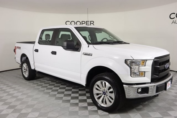 2016 Ford F-150 in Oklahoma City, OK