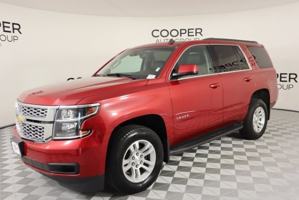 2015 Chevrolet Tahoe in Oklahoma City, OK