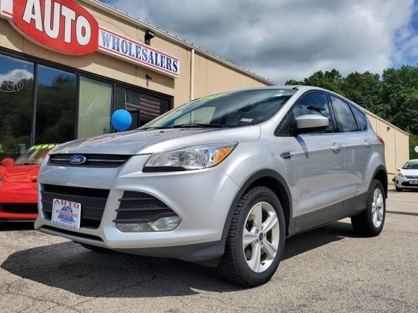 2016 Ford Escape in Hooksett, NH