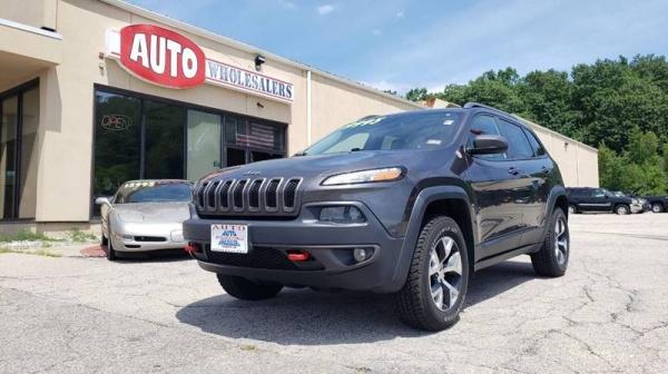 2014 Jeep Cherokee in Hooksett, NH