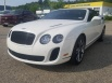 2012 Bentley Continental Supersports Convertible for Sale in Hooksett, NH