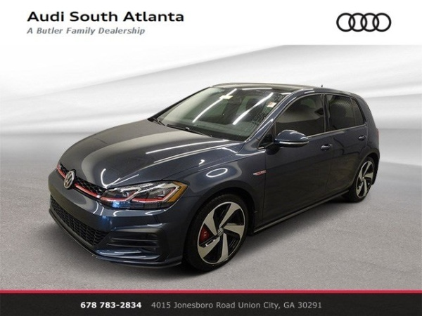 2018 Volkswagen Golf Gti In Union City Ga