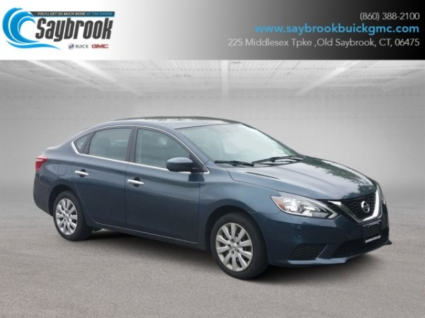 2017 Nissan Sentra in Old Saybrook, CT