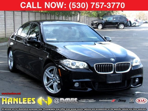 2016 BMW 5 Series in Davis, CA