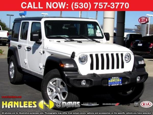 2020 Jeep Wrangler in Davis, CA