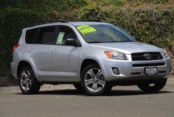 2012 Toyota RAV4 FWD 4dr V6 Sport $16,988 Vallejo, CA