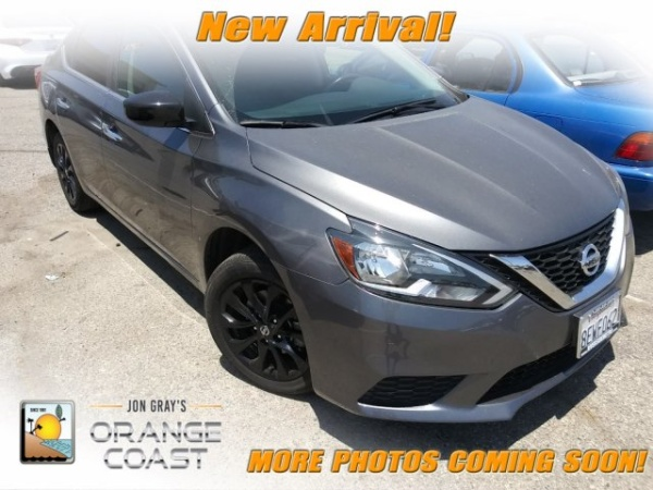 Costa Mesa Nissan >> 2018 Nissan Sentra S Cvt For Sale In Costa Mesa Ca Truecar