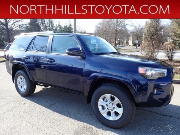 2020 Toyota 4Runner in Pittsburgh, PA